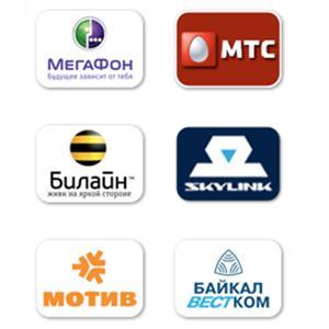 Операторы сотовой связи Поназырево