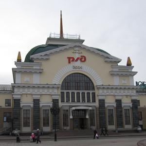 Железнодорожные вокзалы Поназырево