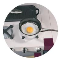 Гостиница Тихий Уголок - иконка «кухня» в Поназырево